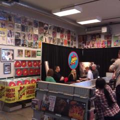 Boho-Goth Goddess Stevie Nicks Meets Fans At Amoeba