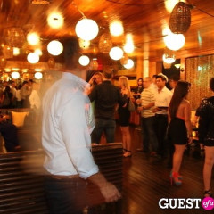 GofG Celebrates The Global Site Launch At Cabanas At The Maritime Hotel