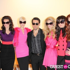 'It' Girls Help INC Launch Collaboration With Anna Dello Russo At Openhouse Gallery