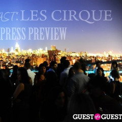 Le Cirque Comes To The Lower East Side