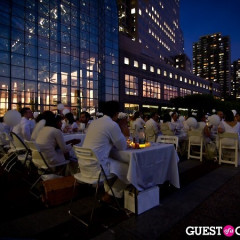 Dîner en Blanc Brings A Piece Of Paris To New York