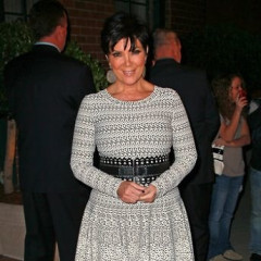 Don't Let Your Mom Watch QVC! Kris Jenner Is Getting A Klothing Line