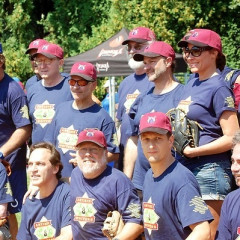 63rd Annual Artists Vs. Writers Charity Softball Game In East Hampton