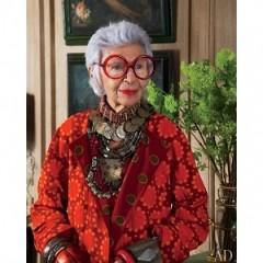 Daily Style Phile: Iris Apfel, A Rare Bird Of Fashion