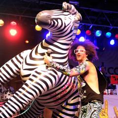 LMFAO And Swizz Beatz Rock The Billboard Summer Blowout