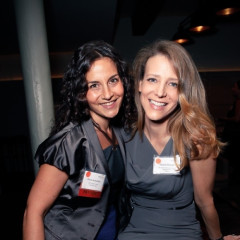 An Evening With Media Mavens At The Step Up Soiree At SoHo House