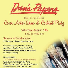 Today's Newsletter Giveaway: Two Tickets To The Dan's Papers Art Show And Reader Discount!