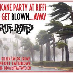 The GofG Hurricane Irene Party Guide!