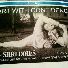 Fart With Confidence: Shreddies, Flatulence Filtering Underwear