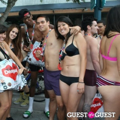 In Case You Missed It: L.A. Strips Down For The Desigual Undie Party