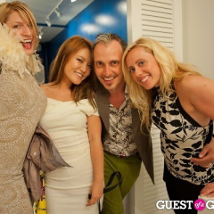 Alexander Berardi And Molton Brown's Fashion Night Out