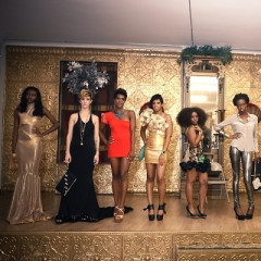 Sy'mone Meets Dallas And Dynasty Runway Show