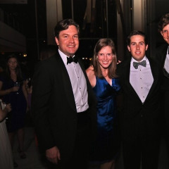 Young Patrons Party On The Plaza At Lincoln Center's Fall Gala