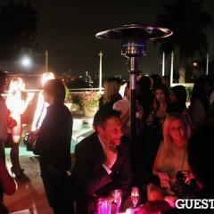 Kimora Lee Simmons & Friends Celebrate Her New Gig At JustFabulous