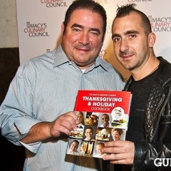 A Chat With Celebrity Chefs Emeril Lagasse And Marc Forgione