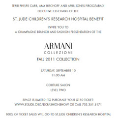 You're Invited: Armani Brunch at Neiman Marcus for St. Jude