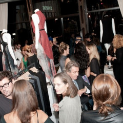 Last Night's Parties: Blue Logan Parties For Improvd, And The Whitney Holds A Dinner At The Gramercy Park Hotel