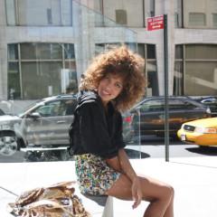Daily Style Phile: Trop Rouge's Christina Caradona
