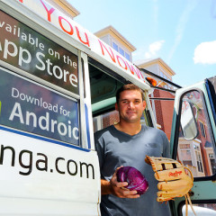 DC-based Venga and Central Kitchen Stuff the Bus Food Drive