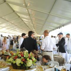 The 36th Annual Hampton Classic Horseshow Grand Prix In Bridgehampton