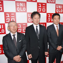 The UNIQLO Global Flagship Opening