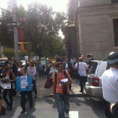 #OccupyWallStreet Marches To Millionaires' Homes, What Happened According To Twitter