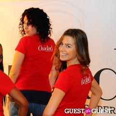 Spa Week Media Party Fall 2011