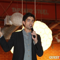 Celebrating The Art Of Sustainability With Adrian Grenier At The 2nd Annual SHFT Pop-Up Gallery & Shop