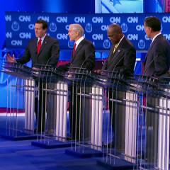 Last Night's GOP Debate