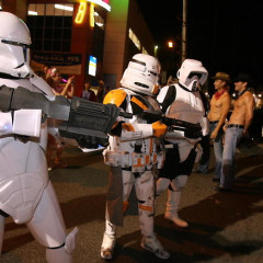 West Hollywood Halloween Costume Carnaval Street Closure Alert!