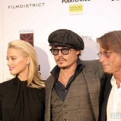 Last Night's Parties: Johnny Depp Hit 'The Rum Diary' Red Carpet, And Sarah Jessica Parker Attended The Reopening Gala Of The NYC Center
