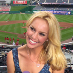 Interview With ABC 7's Sports Reporter Britt McHenry: Grew Up A Fan Of Mia Hamm And Sour Patch Kids