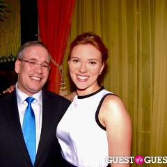 Scarlett Johansson Supports Scott M. Stringer For NYC Mayor With A Fundraiser At The Jane