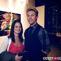 Darkness And The Light Opening Reception At Chashama