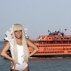 Lady Gaga Does Staten Island