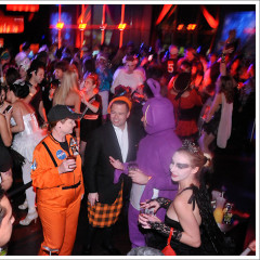 Howl-O-Ween Bash For Fashion For Paws At W Hotel Attracts VIPs And VACs