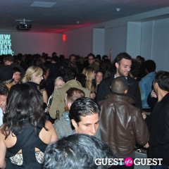 New York Next Generation Party At The New Museum