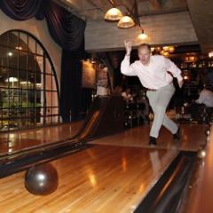 Bowling For Bonobos' Denim Preview At Spare Room