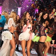 Last Night's Parties: The Victoria Secret Angels Rocked The Runway With Kanye And Jay-Z, And Dior Partied For Marilyn Monroe With Coco Rocha And Jessica Stam