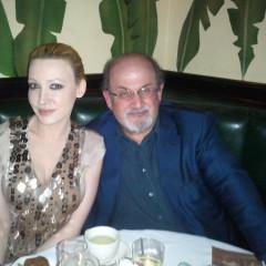 Couple Alert: Devorah Rose And Salman Rushdie?
