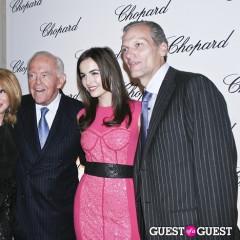 Camilla Belle, Mia Moretti & Caitlin Moe Celebrate Chopard Boutique's Re-opening