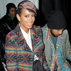 Daily Style Phile: Soon To Be Auntie, Solange Knowles