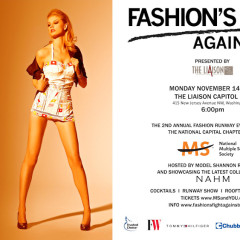 Do Not Miss: Fashion's Fight Against MS On Monday With Shannon Rusbuldt, Alexandria Hilfiger and Nary Manivong