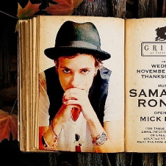 Today's Newsletter Giveaway: VIP Table At Griffin This Wednesday With Music By Samantha Ronson!