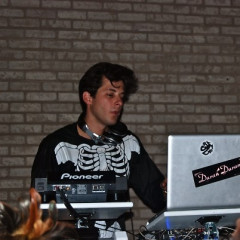 Scott Lipps, Nur Khan And Mazdak Rassi Host A Halloween Party At The Dream Downtown