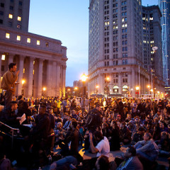 Unoccupied Wall Street: Bloomberg Kicks Protesters Out Of Zuccotti Park, A Photo Recap