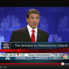 Rick Perry's Oops Moment