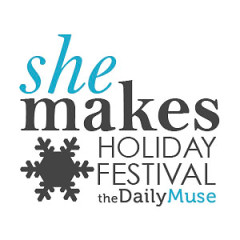 You're Invited: The First Annual SheMakes Holiday Festival!