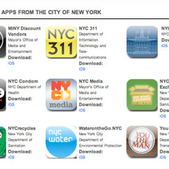 New York City? There's An App For That