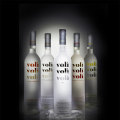 Voli Low-Calorie Vodkas Are Now Available In DC!